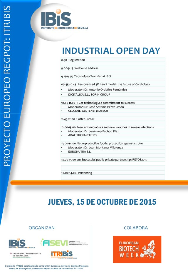 Industrial Open Day